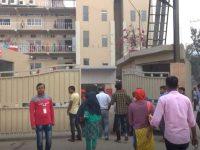 কর্মস্থলে ফিরেছে গাজীপুরের পোশাক শ্রমিকরা