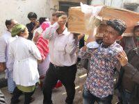 চকবাজারে নিহতদের মধ্যে ৪৫ জনের মরদেহ পরিবারের কাছে হস্তান্তর