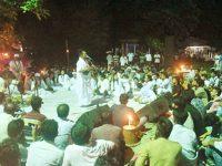 শিল্পকলা একাডেমিতে অনুষ্ঠিত হলো বাউল গানের আসর