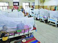ডেঙ্গু আক্রান্ত ৪ রোগী হাসপাতালে চিকিৎসাধীন