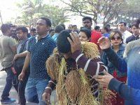 বিএনপি মেয়র প্রার্থী তাবিথ আউয়ালের উপর হামলা
