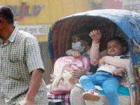 ঢাকার বাতাস এখনও 'খুবই অস্বাস্থ্যকর'