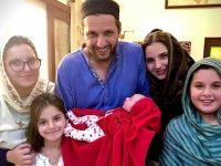পঞ্চম কন্যা সন্তানের বাবা হলেন শহীদ আফ্রিদি
