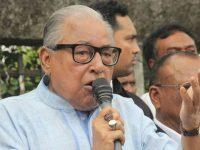 গণতান্ত্রিক পন্থায় খালেদা জিয়াকে মুক্ত করা হবে: নজরুল ইসলাম খান