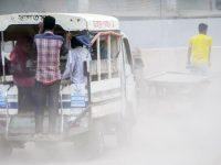 দূষিত বাতাস: মারাত্মক স্বাস্থ্যঝুঁকিতে ঢাকাবাসী