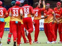 ঢাকায় জিম্বাবুয়ে ক্রিকেট দল