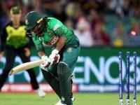 নারী টি-টোয়েন্টি বিশ্বকাপ: ৮৬ রানে হারল বাংলাদেশ