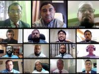 ইসলামী ব্যাংক ঢাকা সাউথ জোনের উদ্যোগে শরী'আহ্ পরিপালন বিষয়ক ওয়েবিনার অনুষ্ঠিত