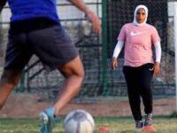 মিশরে পুরুষ পেশাদার ফুটবল দলের প্রথম নারী কোচ ফাইজা