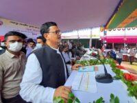 সরকার ১০ হাজার কিলোমিটার নৌপথ ড্রেজিংয়ের মহাপরিকল্পনা গ্রহণ করেছে : খালিদ মাহমুদ চৌধুরী