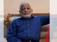 করোনায় লক্ষ্মীপুরের সাবেক এমপি নুরুল আমিনের মৃত্যু